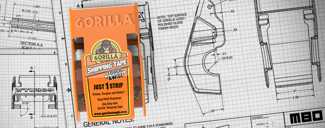 Gorilla Glue Shipping Tape Final Concept